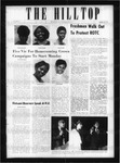 The Hilltop 10-13-1967 by Hilltop Staff