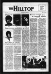 The Hilltop 10-11-1968 by Hilltop Staff