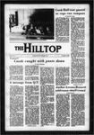 The Hilltop 11-8-1968 by Hilltop Staff