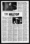 The Hilltop 9-26-1969 by Hilltop Staff