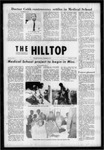 The Hilltop 10-3-1969 by Hilltop Staff