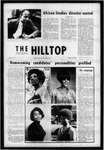 The Hilltop 10-24-1969 by Hilltop Staff