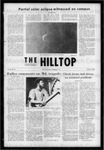 The Hilltop 3-13-1970 by Hilltop Staff