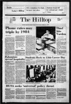 The Hilltop 10-7-1983 by Hilltop Staff