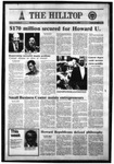 The Hilltop 10-17-1986 by Hilltop Staff