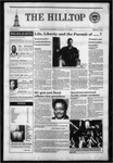 The Hilltop 9-13-1991 by Hilltop Staff
