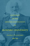 1887-88: Catalog of the Officers and Students of Howard University