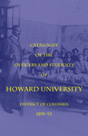 1891-92: Catalog of the Officers and Students of Howard University