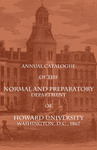 1897: Catalog of the Officers and Students of Howard University