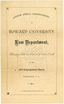 1874 - Howard University Law Department Commencement