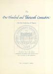 1981 - Howard University Commencement Program