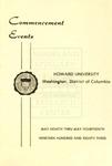 1983 - Howard University Commencement Program