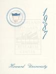 1987 - Howard University Commencement Program