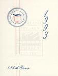 1993 - Howard University Commencement Program