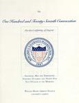 1995 - Howard University Commencement Program