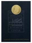 1999 - Howard University Commencement Program