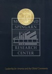 2003 - Howard University Commencement Program by Howard University