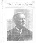 HU Journal, Volume 1 Issue 1