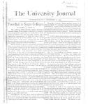 HU Journal, Volume 1 Issue 3