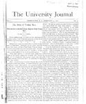 HU Journal, Volume 1 Issue 6