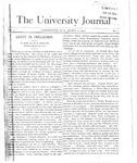 HU Journal, Volume 1 Issue 7
