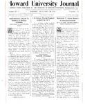 HU Journal, Volume 10 Issue 14