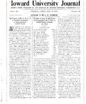 HU Journal, Volume 10 Issue 19