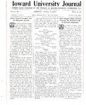 HU Journal, Volume 10 Issue 26