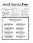 HU Journal, Volume 11 Issue 20