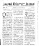 HU Journal, Volume 13 Issue 9