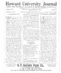 HU Journal, Volume 14 Issue 9