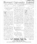 HU Journal, Volume 14 Issue 13