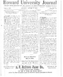 HU Journal, Volume 14 Issue 23