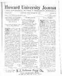 HU Journal, Volume 15 Issue 6