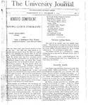 HU Journal, Volume 2 Issue 2