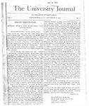 HU Journal, Volume 2 Issue 5
