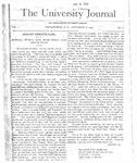 HU Journal, Volume 2 Issue 5
