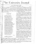 HU Journal, Volume 2 Issue 8