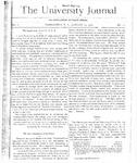 HU Journal, Volume 2 Issue 11