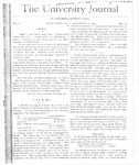 HU Journal, Volume 2 Issue 14