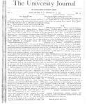 HU Journal, Volume 2 Issue 15