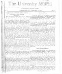 HU Journal, Volume 2 Issue 16