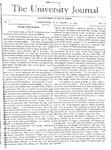 HU Journal, Volume 2 Issue 20