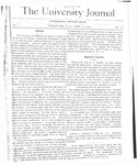 HU Journal, Volume 2 Issue 22