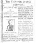 HU Journal, Volume 2 Issue 23