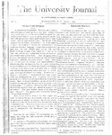 HU Journal, Volume 2 Issue 25