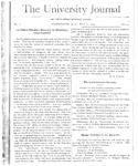 HU Journal, Volume 2 Issue 27