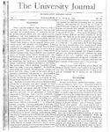 HU Journal, Volume 2 Issue 28