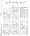 HU Journal, Volume 3 Issue 3