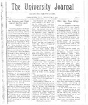 HU Journal, Volume 3 Issue 4